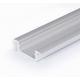 Profilo in Alluminio BEGTIN12 grigio anodizzato