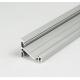 Profilo in Alluminio CORNER14 grigio anodizzato