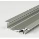 Profilo in Alluminio FLAT8 grigio anodizzato