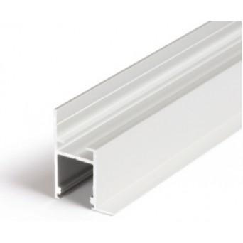 Profilo in Alluminio FRAME14 grigio anodizzato