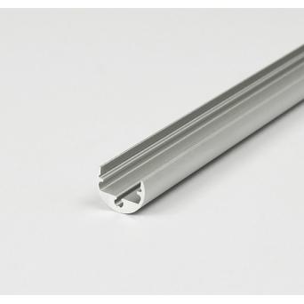 Profilo in Alluminio PEN8 grigio anodizzato