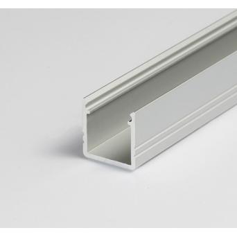 Profilo in alluminio SMART10 grigio anodizzato