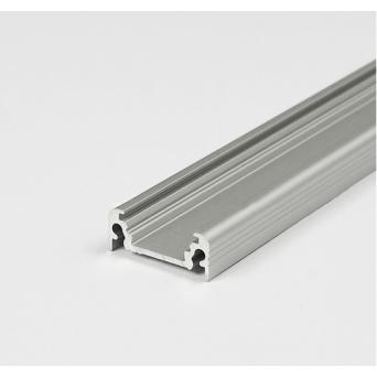 Profilo in alluminio SURFACE10 grigio anodizzato