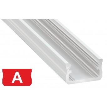 Profilo in alluminio A bianco