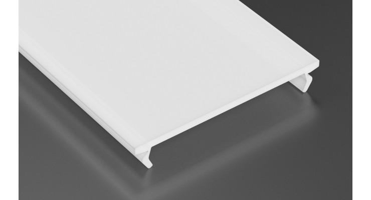 Cover Click WIDE PMMA Bianca da 2 metri