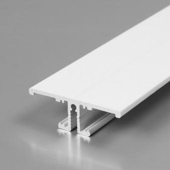 Profilo in alluminio BACK10 bianco