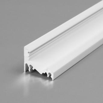 Profilo in Alluminio CORNER10 bianco