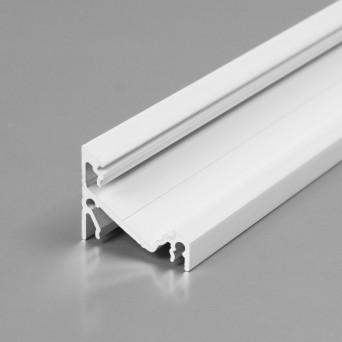 Profilo in Alluminio CORNER14 bianco