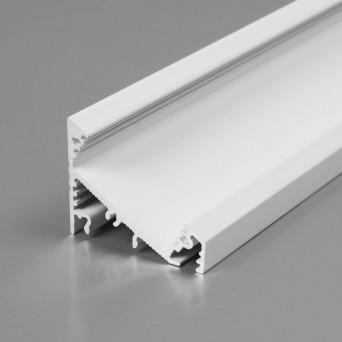Profilo in Alluminio CORNER27 bianco