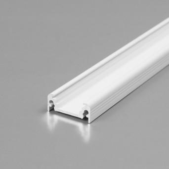 Profilo in alluminio SURFACE10 bianco