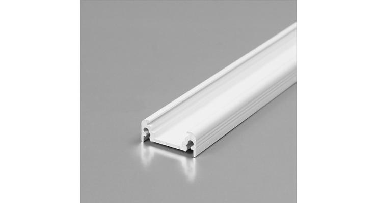 Profilo in alluminio SURFACE14 bianco