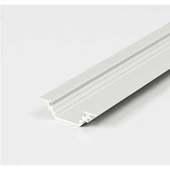 Profilo in Alluminio TRIO10 bianco
